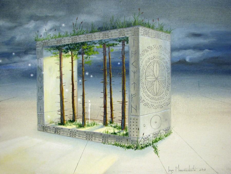 Dreaming a Forest (Sapnuojant mišką)